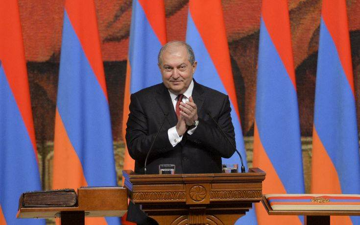 Νέος πρωθυπουργός της Αρμενίας εξελέγη ο Σερζ Σαρκισιάζ