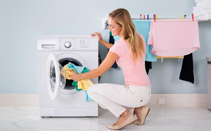 Οι λόγοι που ένα πλυντήριο δεν καθαρίζει καλά τα ρούχα