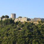 Μνημείο της Φραγκοκρατίας στη σκιά του Ολύμπου