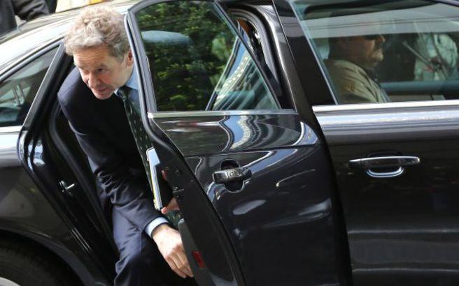 Ο Τόμσεν εκπροσώπησε τελικά το ΔΝΤ στο Washington Group