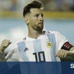 """""""Φωτιά"""" ο Μέσι στο 4-0 της Αργεντινής με την Αϊτή"""