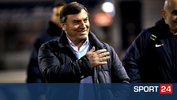 Επίσημο: Στον πάγκο της Λαμίας και τη νέα σεζόν ο Μπάμπης Τεννές