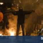 Καρέ – καρέ τα επεισόδια στο κέντρο της Αθήνας