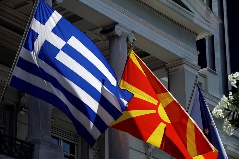 Πολιτική κόντρα στην Ελλάδα ενώ τα Σκόπια αποκλείουν λύση erga omnes
