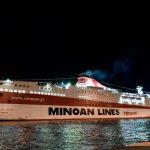 Ρότα για τη γραμμή Πειραιάς-Χανιά χαράσσουν οι Μινωϊκές Γραμμές