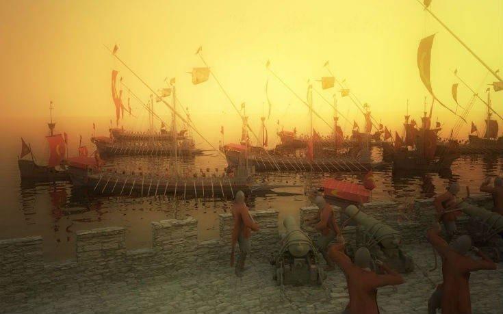 Throne of Helios, ένα συναρπαστικό διαδραστικό θέαμα για την ιστορία της Ρόδου
