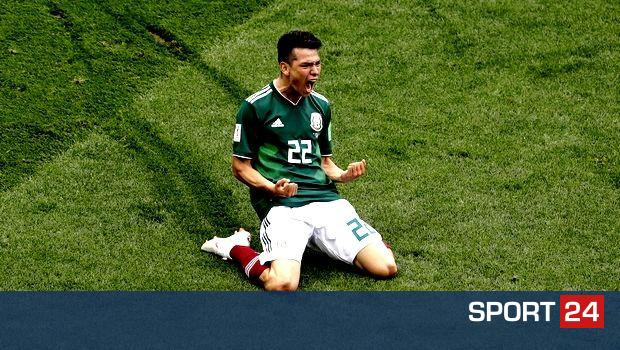 VIDEO: Το 1-0 του Μεξικού κόντρα στη Γερμανία