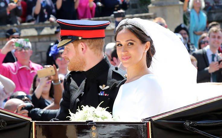 Η Μέγκαν και ο Χάρι πηγή έμπνευσης για πάρτι επετείου γάμου