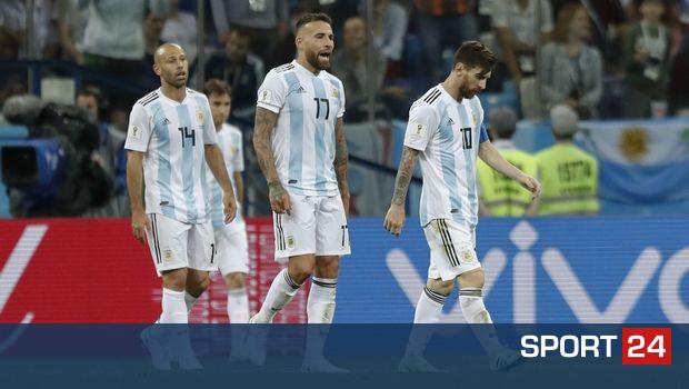 Οι επτά υποψήφιοι προς αποχώρηση σε περίπτωση που αποκλειστεί η Αργεντινή