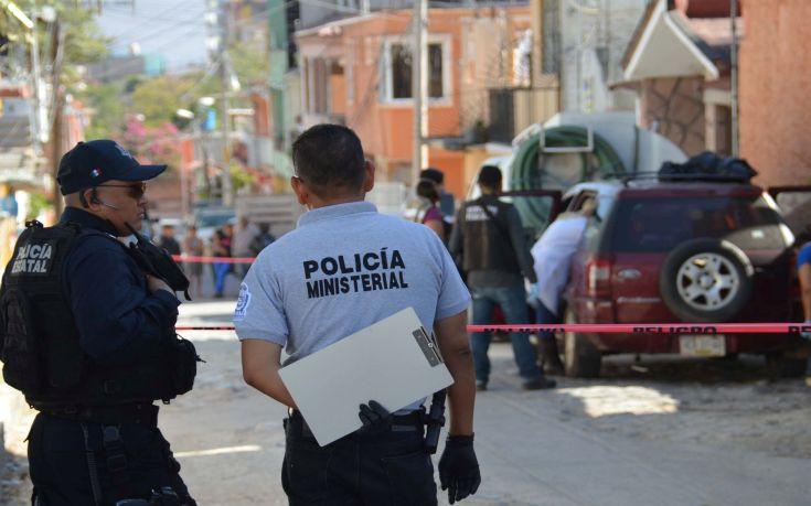 Το οργανωμένο έγκλημα σπέρνει τον τρόμο στο Μεξικό