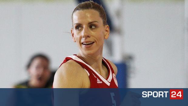Συνεχίζει στον Ολυμπιακό η Σταμάτη