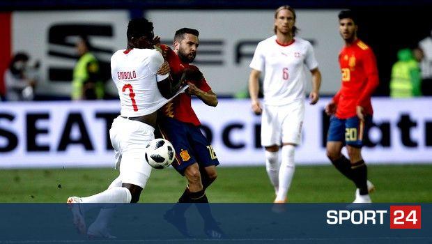 Προβλημάτισε η Ισπανία, επιστροφή με γκολ για Γκερέρο