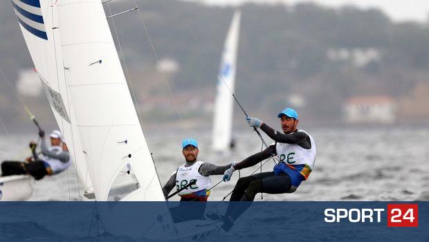 Τέσσερα ελληνικά σκάφη στον τελικό του Παγκοσμίου Κυπέλλου στη Μασσαλία