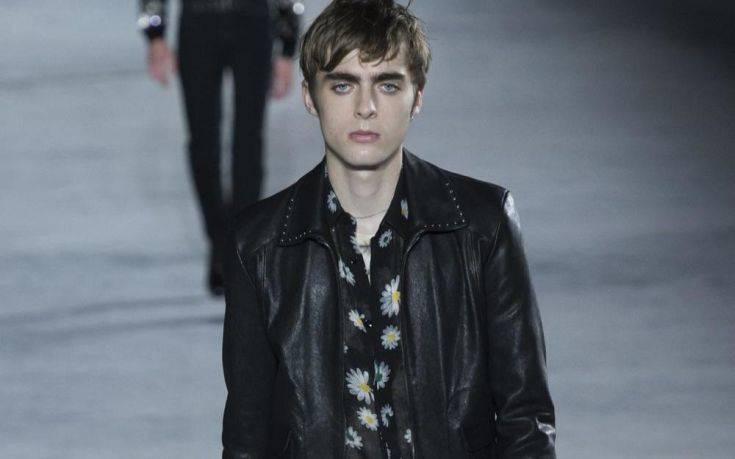Ο γιος του αρχηγού των Oasis το νέο πρόσωπο του οίκου Saint Laurent