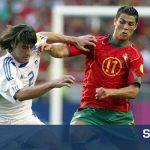 Οι Legends θέλουν φιλικό με Πορτογαλία 2004 και Ρονάλντο!