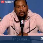 Μεσαία δάχτυλα ο Perkins, μπινελίκια ο Durant!