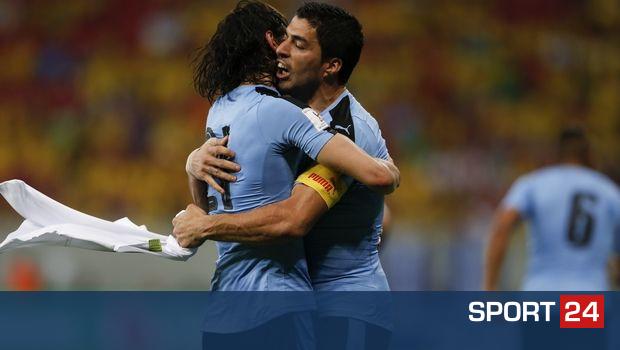 Τα πέντε φαβορί του Σουάρες για το Παγκόσμιο κύπελλο