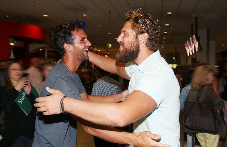 Ο Νάσος Παπαργυρόπουλος έφυγε από το Survivor 2 και επέστρεψε στην Ελλάδα