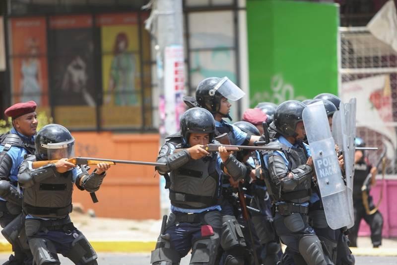 Αιματοχυσία δίχως τέλος στη Νικαράγουα