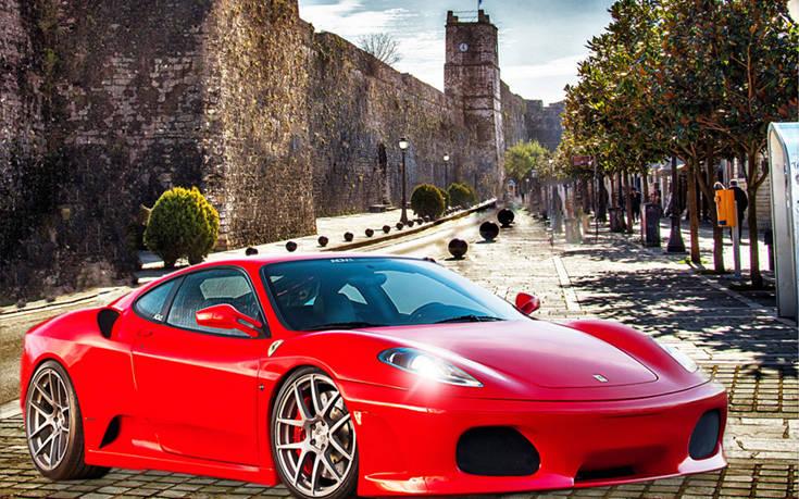 Για πρώτη φορά στην Ελλάδα το Ferrari Owner's Club «Passione Rossa»