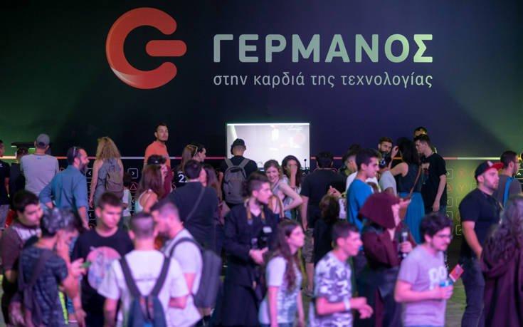 GameAthlon powered by ΓΕΡΜΑΝΟΣ, 12.000 επισκέπτες στο μεγαλύτερο Gaming event του καλοκαιριού