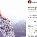 Η φωτογραφία της Longoria στο Instagram που προκάλεσε αντιδράσεις