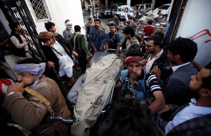 Πάνω από 100 νεκροί σε μία εβδομάδα στην Υεμένη