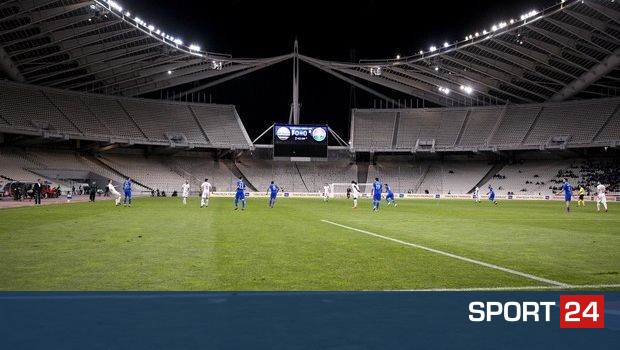 Στο Ολυμπιακό Στάδιο η Εθνική Ελλάδας για το Nations League