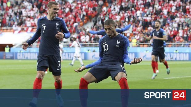 Με τη γνωστή συνταγή στον τελικό η Γαλλία