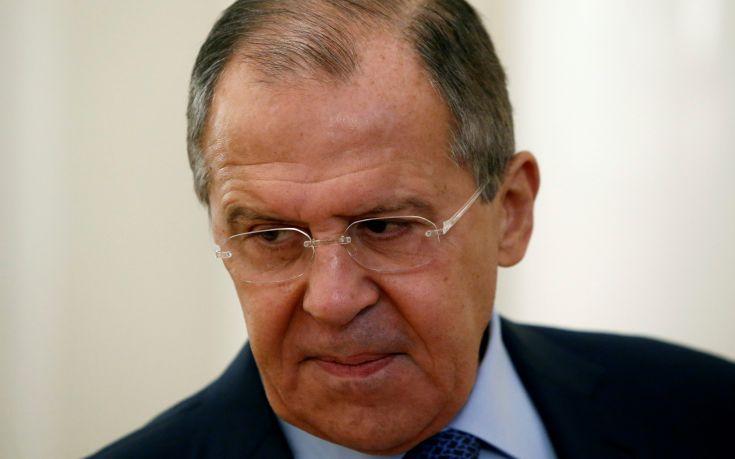 Λαβρόφ για απελάσεις Ρώσων διπλωματών: Η Ελλάδα δεν έχει αποδείξεις