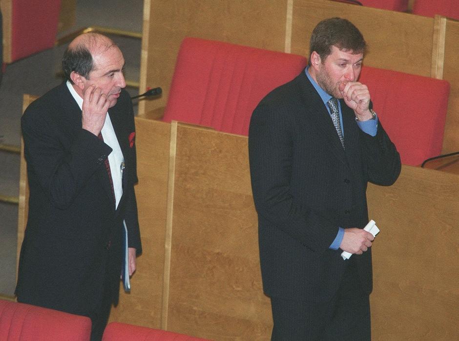 Roman Abramovich: Δεν του αρέσει να λέει πολλά