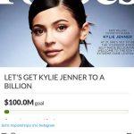 Κάποιοι δίνουν λεφτά για να φτάσει η περιουσία της Κάιλι Τζένερ… στο 1 δισ. δολάρια