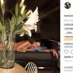 Ο Χάρης Χριστόπουλος φωτογραφίζει την «ωραία κοιμωμένη» του