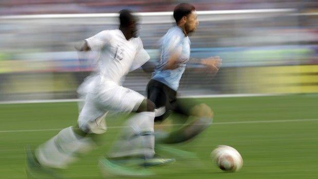 """""""Πέταξε"""" στα ημιτελικά η Γαλλία, 2-0 την Ουρουγουάη"""