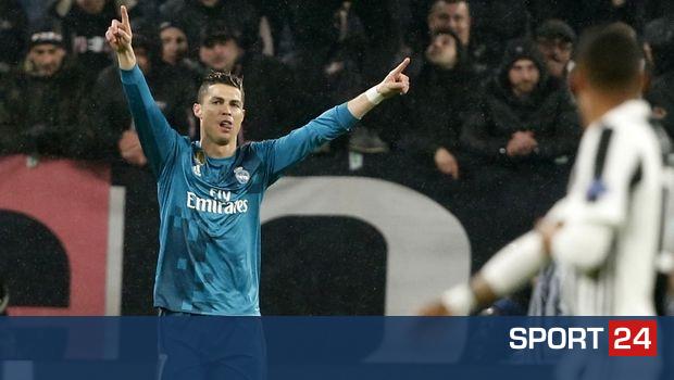Το ψαλιδάκι του Ρονάλντο γκολ της σεζόν για την UEFA (VIDEO)