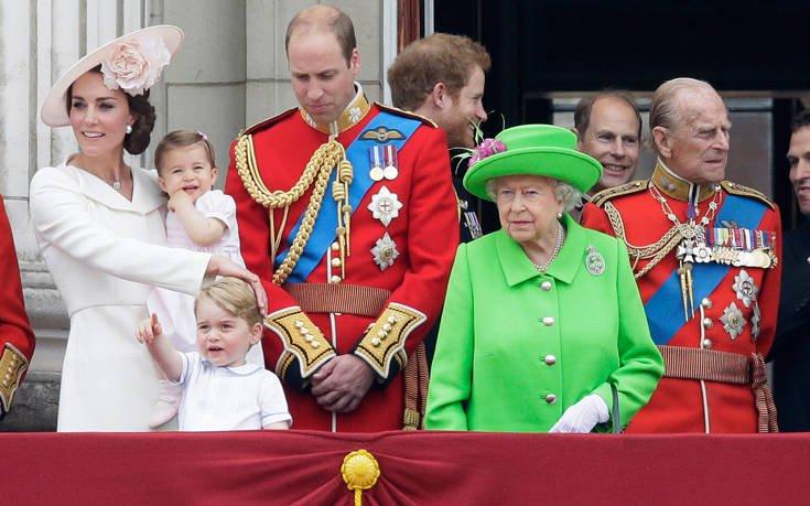 Ο πρίγκιπας Γουίλιαμ και η Κέιτ Μίντλετον δεν έχουν την κηδεμονία των παιδιών τους