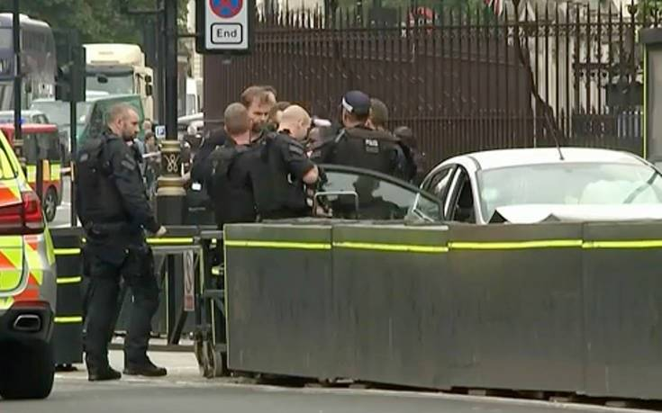 Κατηγορίες για απόπειρα ανθρωποκτονίας στον δράστη της επίθεσης στο βρετανικό Κοινοβούλιο