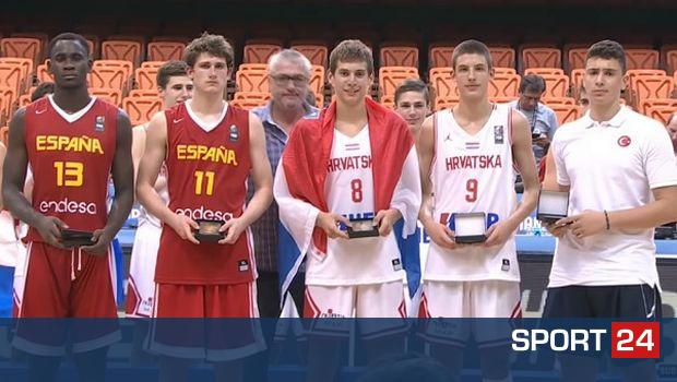 FIBA U16: Τα αστέρια του μέλλοντος