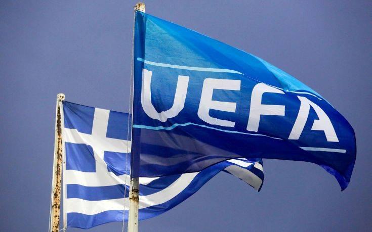 UEFA CE95CE9BCE9BCE91CE94CE91