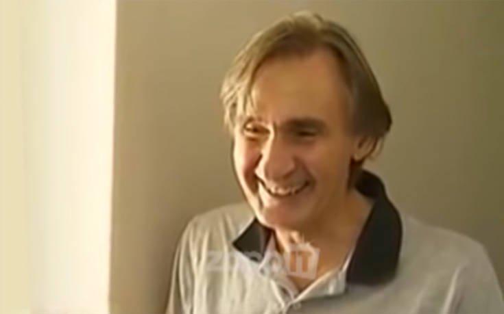 Οι πρώτες δηλώσεις του Άκη Σακελλαρίου μετά την έξοδό του από το νοσοκομείο
