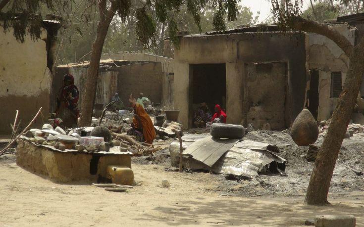Μακελειό σε χωριό της βορειοανατολικής Νιγηρίας