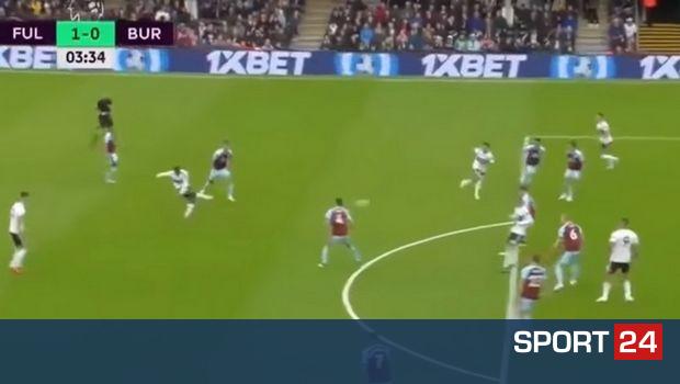 """Ο """"κεραυνός"""" του Σερί… άστραψε στην Premier League (VIDEO)"""