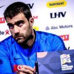 """Παπασταθόπουλος: """"Αποτυχία, αν δεν προκριθεί η Εθνική στο Euro 2020"""""""