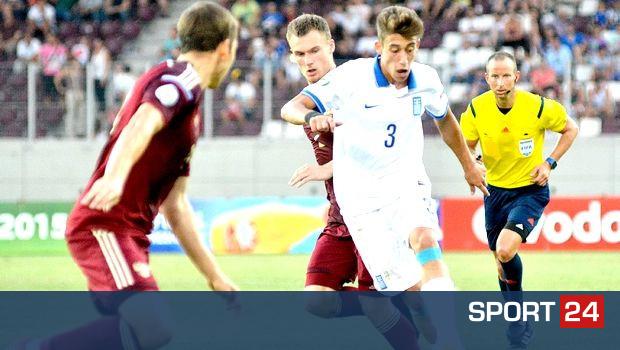 Ένα βήμα από το Euro U21 η Ελλάδα