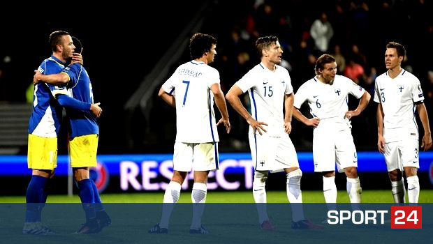 Πρώτη νίκη σε διοργάνωση η εθνική Κοσόβου
