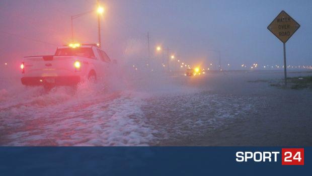 Ακυρώνονται αγώνες στις ΗΠΑ ενόψει του ισχυρότερου τυφώνα των τελευταίων 26 χρόνων