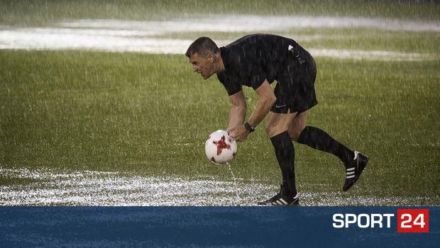 """Κυκλώνας """"Ζορμπάς"""": Τα δεδομένα για τα ματς της Super League"""