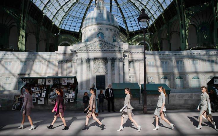 Ο Οίκος Chanel επιστρέφει στη Νέα Υόρκη μετά από μία δεκαετία
