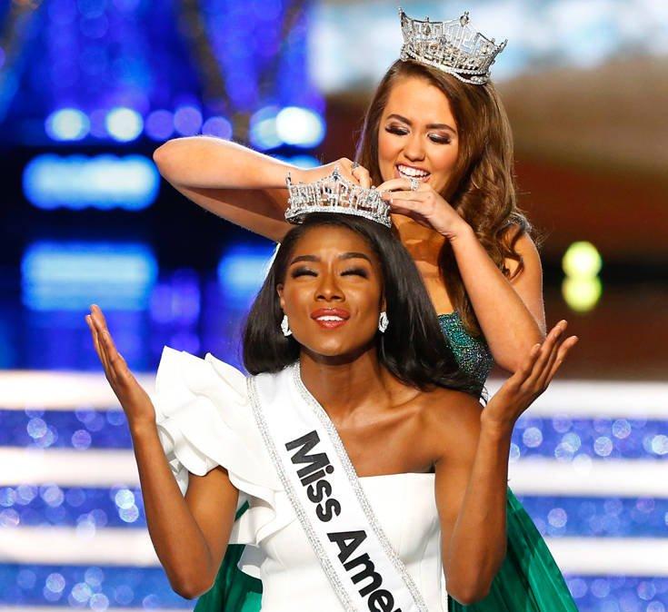 Η Νία Φράνκλιν είναι η Μις Αμερική 2019