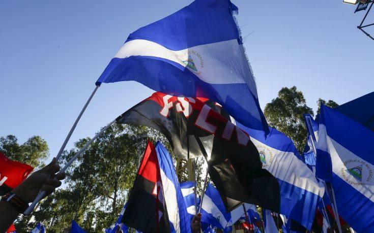 «Παρέλυσε» η Νικαράγουα από την 24ωρη απεργία που κήρυξε η αντιπολίτευση